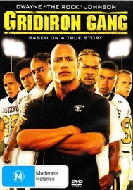 Gridiron Gang on DVD image