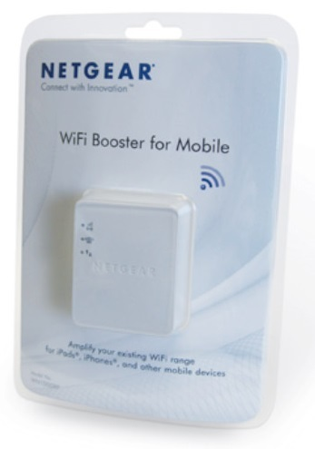 Netgear Wireless Booster for Mobile Smart Devices image