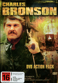Charles Bronson - DVD Action Pack (5 Disc Box Set) on DVD image