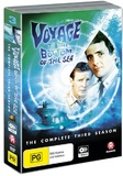 Voyage to the Bottom of the Sea - The Complete Third Season DVD