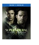 Supernatural - The Complete Eleventh Season on Blu-ray