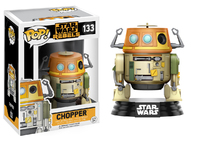 Star Wars: Rebels - Chopper Pop! Vinyl Figure