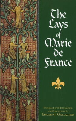The Lays of Marie de France by Marie De France image