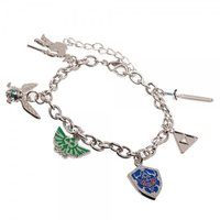Nintendo Zelda Charm Bracelet