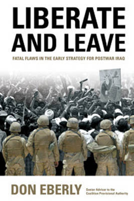 Liberate and Leave by Don Eberly