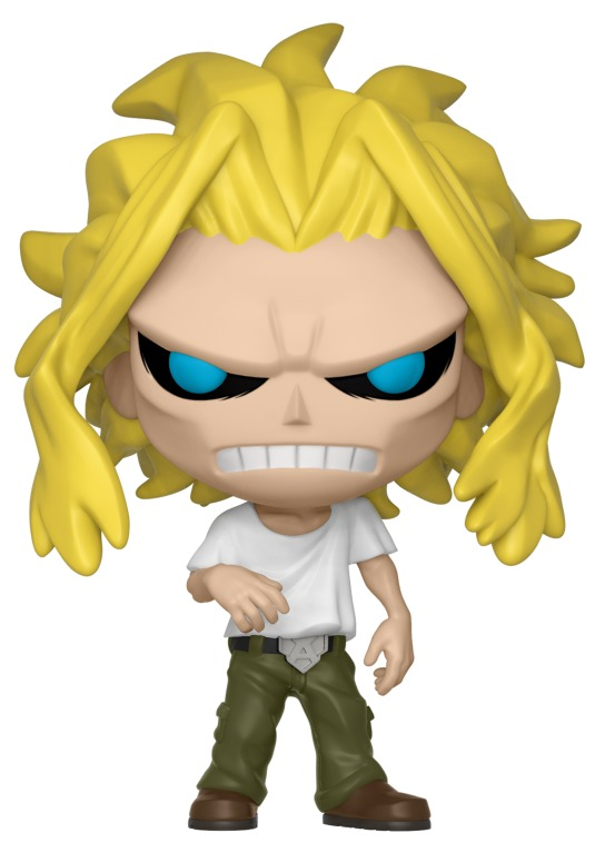 My Hero Academia - All Might (Weakened) Pop! Vinyl Figure
