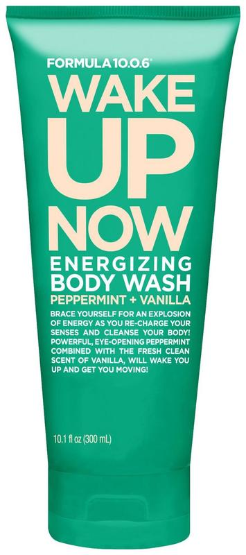 Formula 10.0.6 - Wake Up Now Body Wash