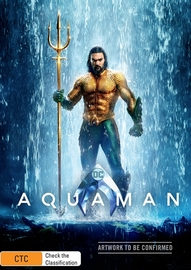 Aquaman on DVD