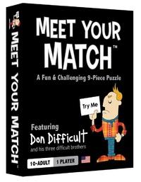 Meet Your Match - Brain Teaser Puzzle