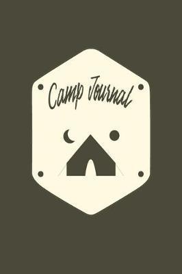 Camp Journal by Deep Senses Designs