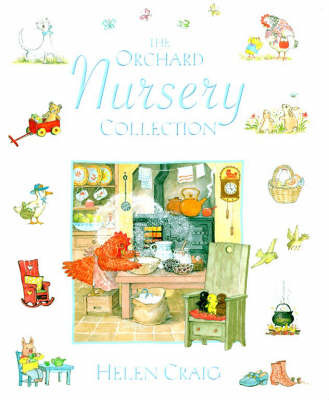 The Orchard Nursery Collection by Helen Craig image