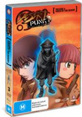 Desert Punk - Vol. 3: Vixen Of The Desert on DVD