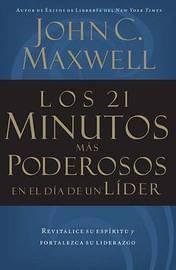 LOS 21 Minutos... by John Maxwell