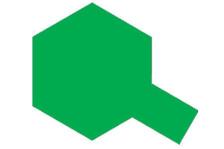 Tamiya Acrylic: Clear Green (X25)