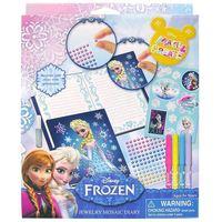 Disney Frozen Jewellery Mosaic Diary