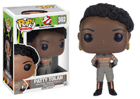 Ghostbusters - Patty Tolan Pop! Vinyl Figure