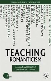 Teaching Romanticism image