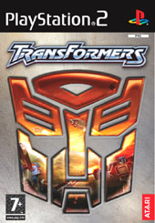 Transformers for PlayStation 2