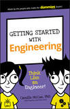 Getting Started with Engineering by Camille McCue