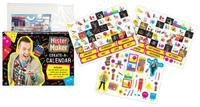 Create-A-Calendar Mister Maker image