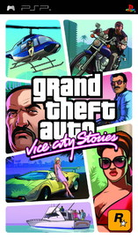 Grand Theft Auto: Vice City Stories (Platinum) for PSP image