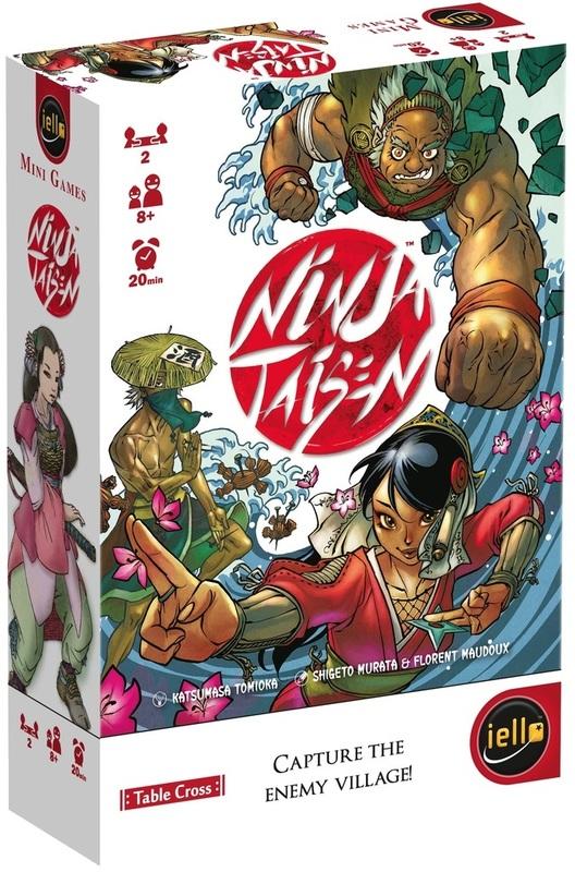 Ninja Taisen - Board Game
