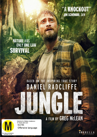 Jungle on DVD