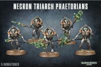 Warhammer 40,000 Necron Triarch Praetorians image