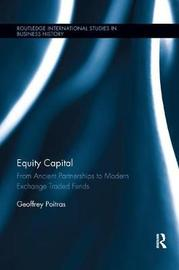 Equity Capital by Geoffrey Poitras