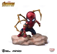 Marvel: Iron Spider - Mini Egg Attack Figure