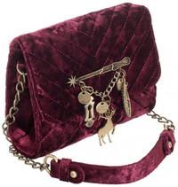 Harry Potter Spells Quilted Sidekick Crossbody Bag image