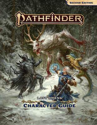 Pathfinder Lost Omens Character Guide [P2] by John Compton