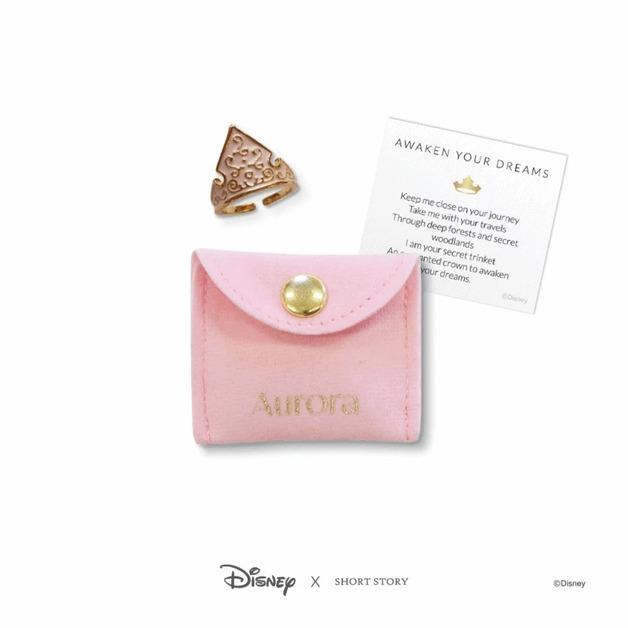 Disney: Trinkets Pouch - Sleeping Beauty
