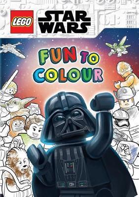 LEGO Star Wars Fun to Colour II by LEGO