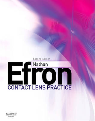 Contact Lens Practice by Nathan Efron image