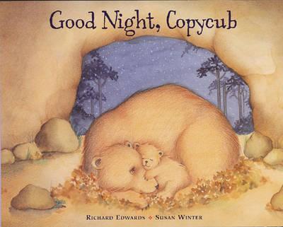 Good Night, Copycub by Richard Edwards image