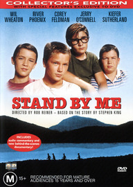 Stand By Me on DVD image