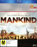 Mankind: The Story Of All Of Us on Blu-ray