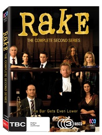 Rake: The Complete Second Series on DVD image