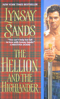 The Hellion and the Highlander by Lynsay Sands image