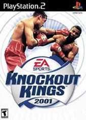 Knockout Kings 2001 (SH) for PlayStation 2