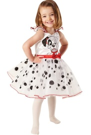 Disney: 101 Dalmatians Costume Dress - (Toddler)