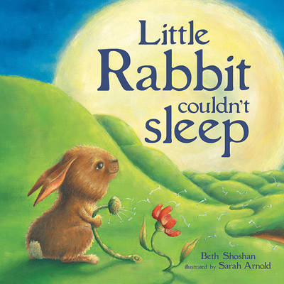 Little Rabbit Couldn't Sleep by Beth Shoshan image