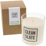 Clean Slate: Large Jar Candle - Lychee & Black Tea