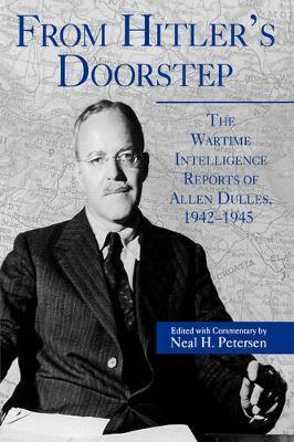 From Hitler's Doorstep by Nancy H. Petersen