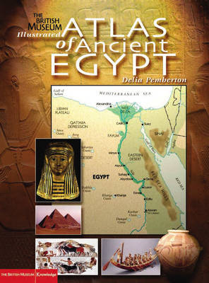 Illustrated Atlas of Ancient Egypt by Delia Pemberton image