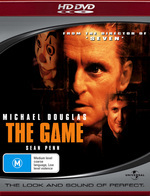 The Game on HD DVD