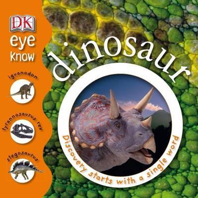 Eye Know Dinosaur image