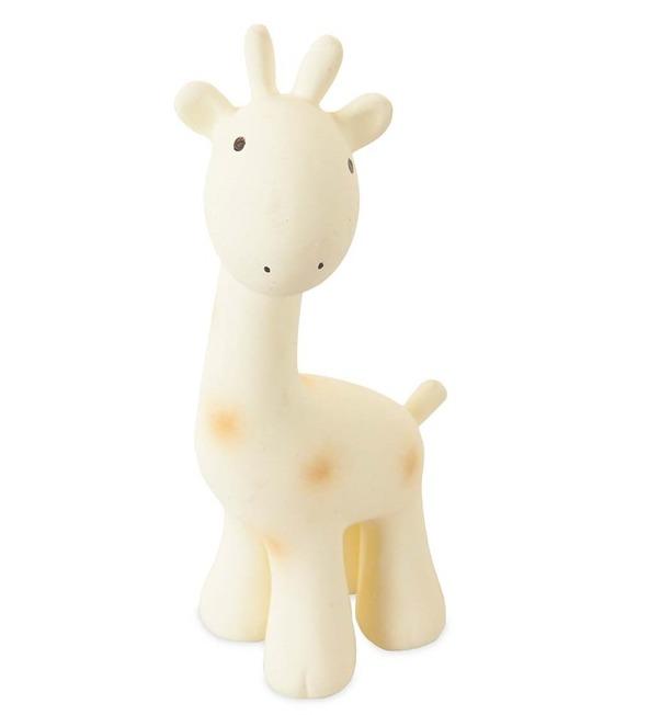 Tikiri: My First Zoo - Giraffe Rattle Toy image