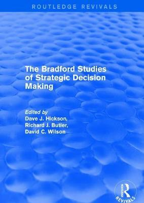 Revival: The Bradford Studies of Strategic Decision Making (2001) image